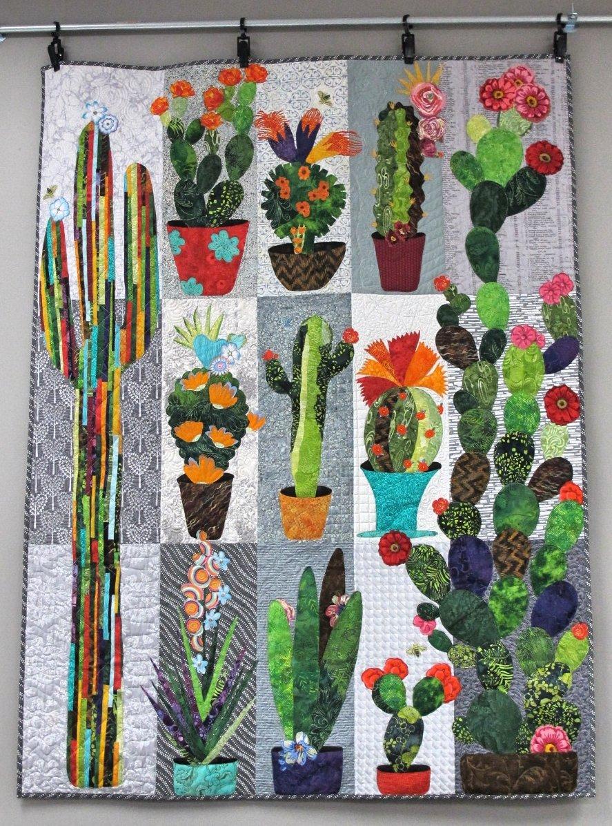 Collage Cactus