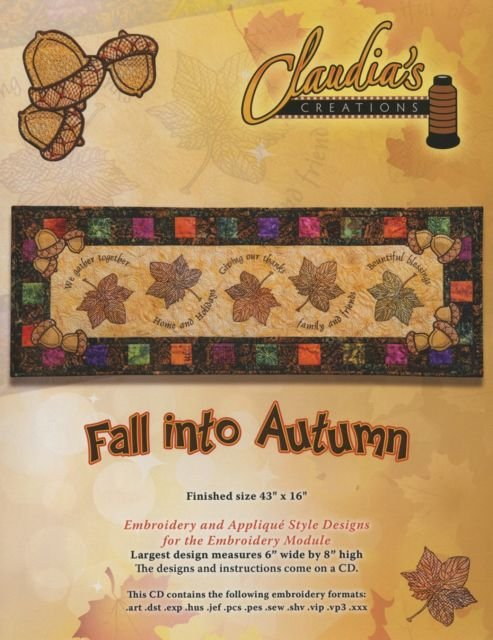 Fall into Autumn by Claudia's Creations