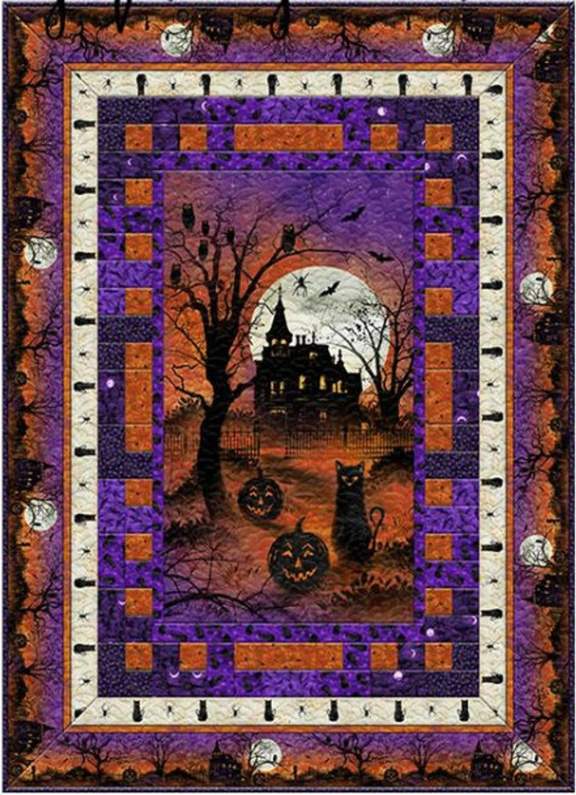 FRIGHTFUL NIGHT WITH WILMINGTON PRINTS