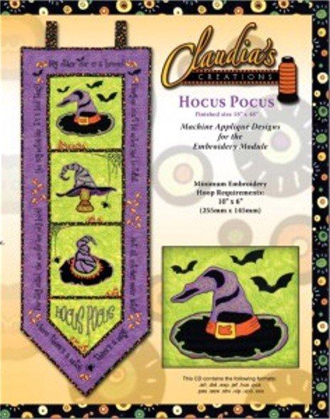 Hocus Pocus by Claudia's Creations