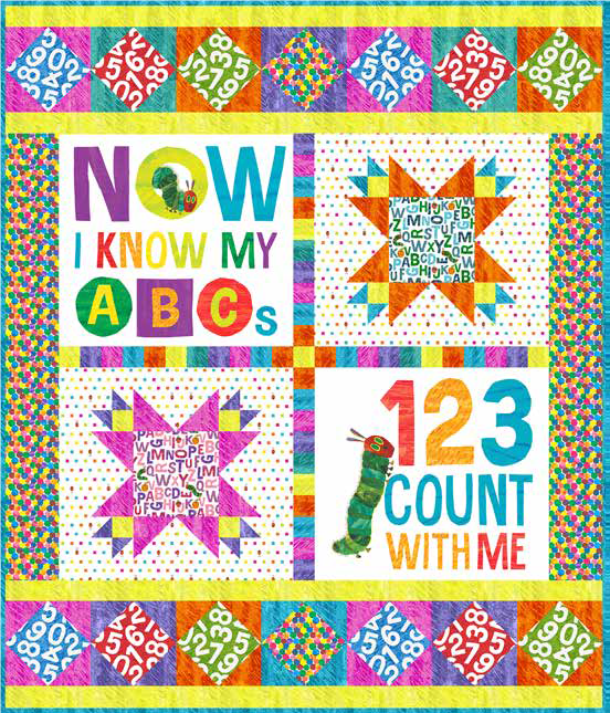 Count Me In Quilt