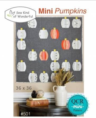Mini Pumpkins 501 By Sew Kind Of Wonderful