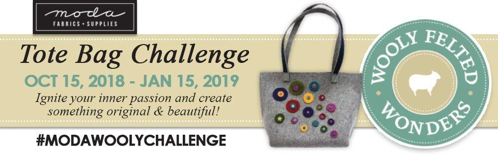 Tote Bag Challenge!