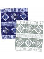 MUD CLOTH MINKY QUILT KIT BY MICHAEL MILLER