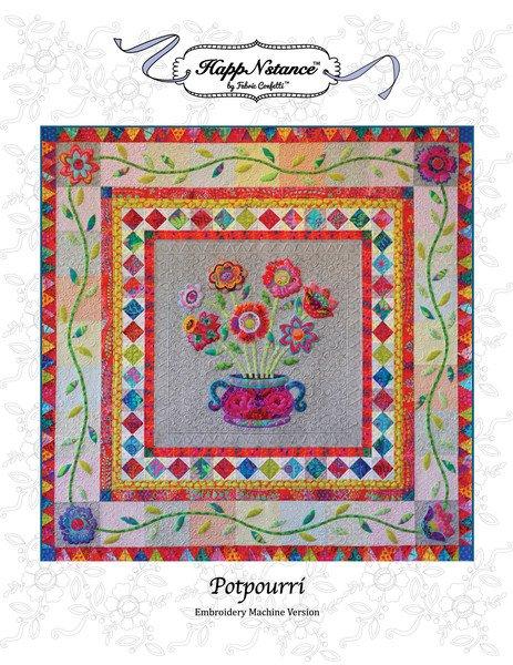 Potpourri for Machine Embroidery