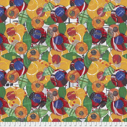 Color Labyrinth by Free Spirit Bouquet Bright