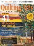 QUILTING ARTS JUNE/JULY 2019