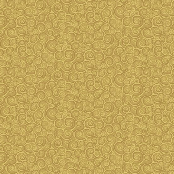 Rhapsody by Makower UK/Andover Yellow