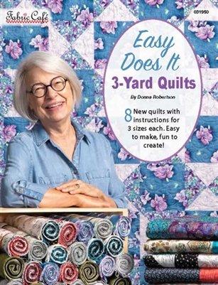 3 Yard Quilt Books