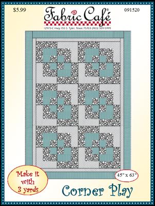 Fabric Cafe: Corner Play