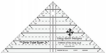 Strip Tube Ruler - Junior