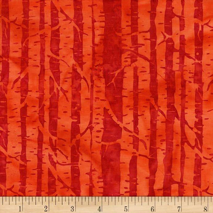 Batik - Branches Flame