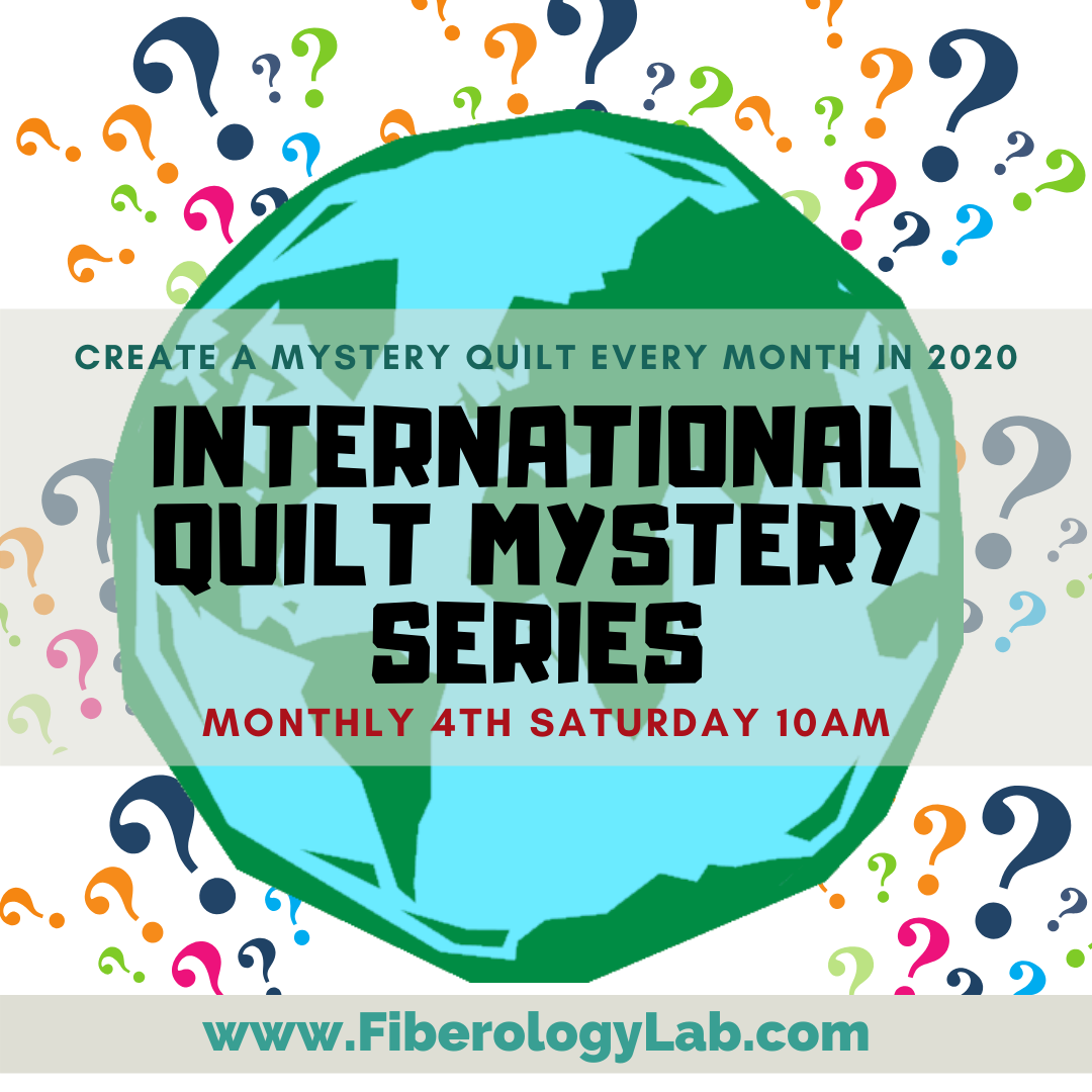 Swedish Mystery Quilt - March