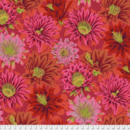 Kaffe Fassett Collection - Cactus Flower Red
