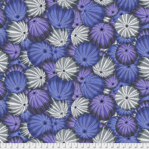Kaffe Fassett Collection - Sea Urchins Grey