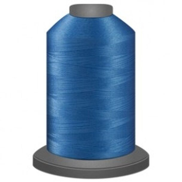 30284 Hawaiian Blue Glide Thread 5500 Yard Cone