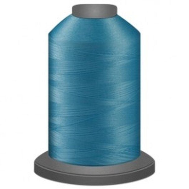 32975 Light Turquoise Glide Thread 5500 Yard Cone