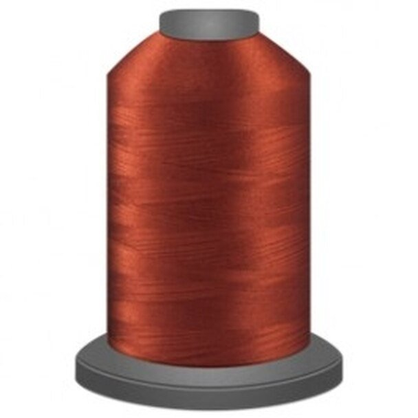 50174 Rust Glide Thread 5500 Yard Cone