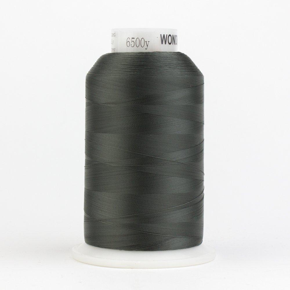 DecoBob Metal Grey DB111 80wt Thread by Wonderfil 2187 yd