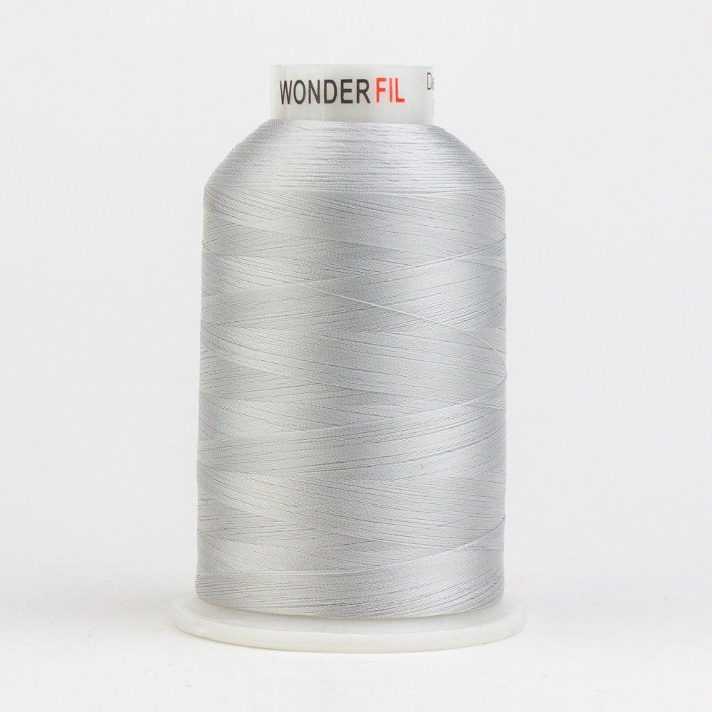 DecoBob Antique Dove Grey DB113 80wt Thread by Wonderfil 2187 yd