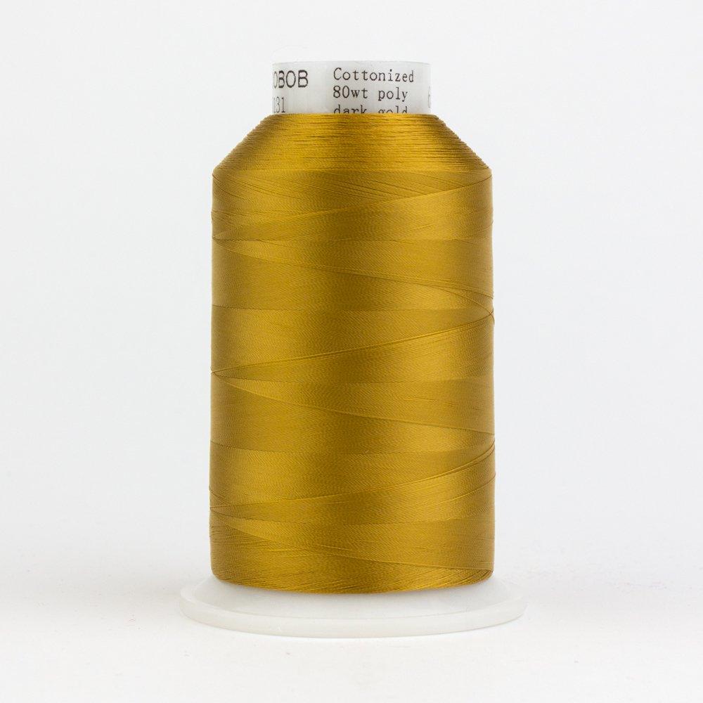 DecoBob  Dark Gold DB131 80wt Thread by Wonderfil 2187 yd