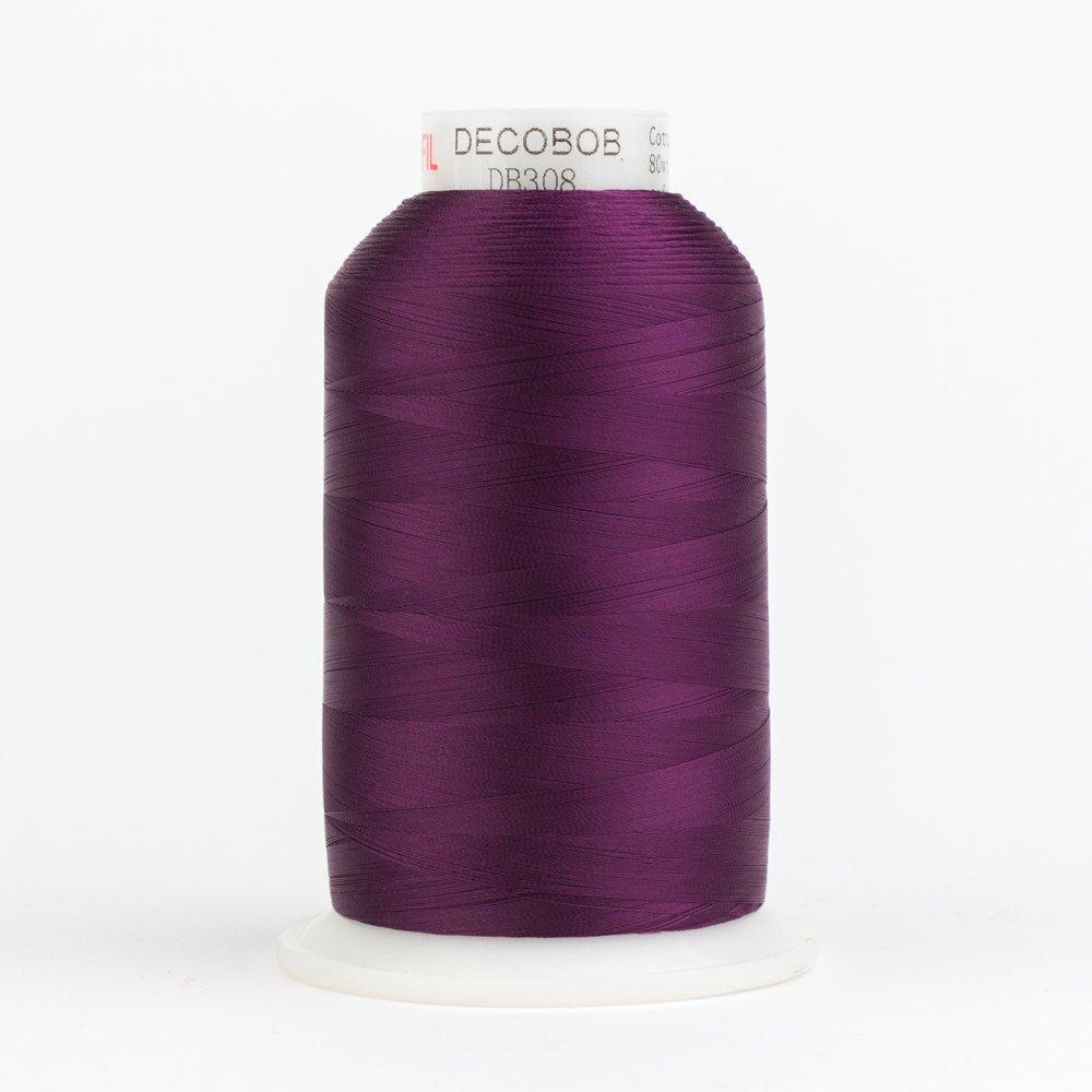 DecoBob  Soft Purple DB308 80wt Thread by Wonderfil 2187 yd
