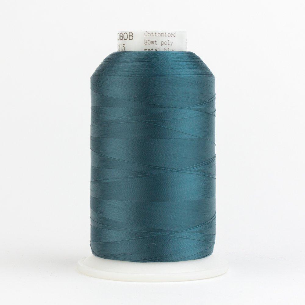 DecoBob  Metal Blue DB315 80wt Thread by Wonderfil 2187 yd