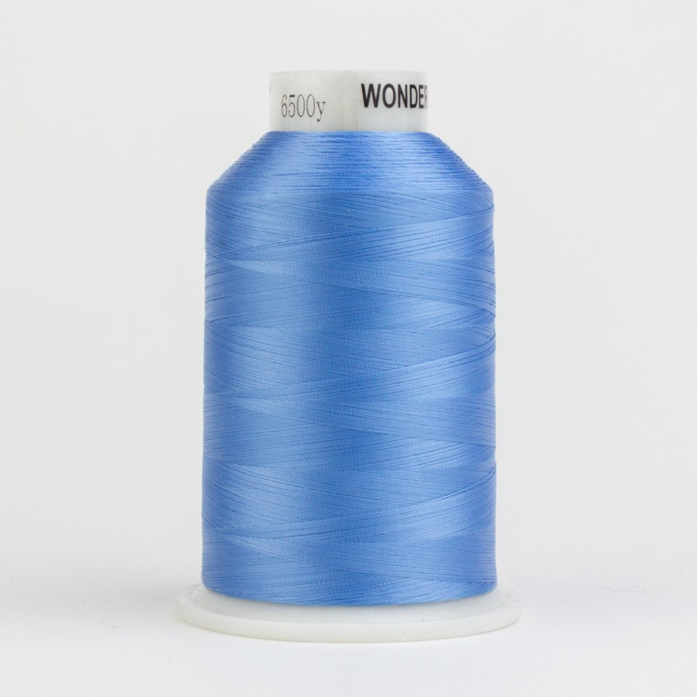 DecoBob  Sky Blue DB319 80wt Thread by Wonderfil 2187 yd