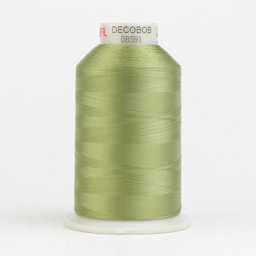 DecoBob  Sage DB591 80wt Thread by Wonderfil 2187 yd