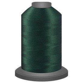 60350 Totem Green Glide Thread 5500 Yard Cone