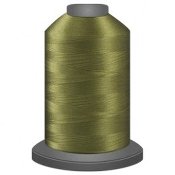65825 Light Olive Glide Thread 5500 Yard Cone
