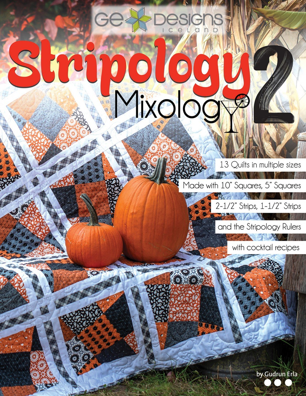 Stripology Mixology 2 GE Designs by Gudrun Erla