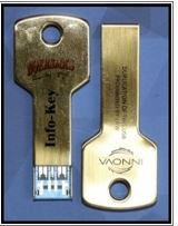 Gold Info-Key