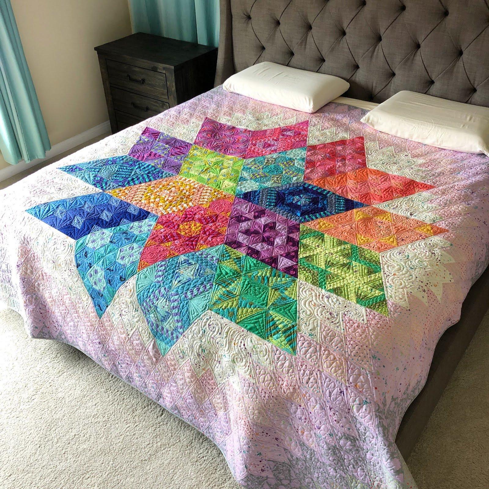 2nd Round - Nebula BOM Quilt Kit Reservation
