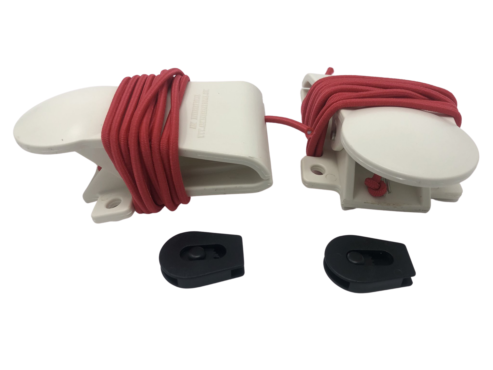 Plastic Clamp w/ Cord & Cord Lock Set