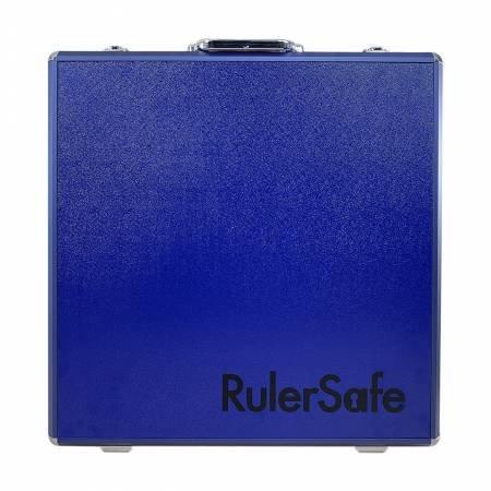 RulerSafe Square Ruler Case - Blue