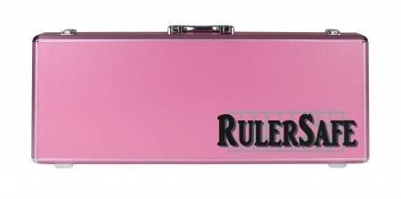 RulerSafe Rectangle Ruler Case - Pink