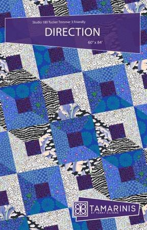 Direction Quilt Pattern from Tamarinis by Tammy Silvers