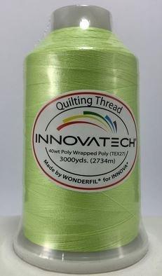 INNOVATECH THD3019 Honeydew Thread 3000 Yard Cone