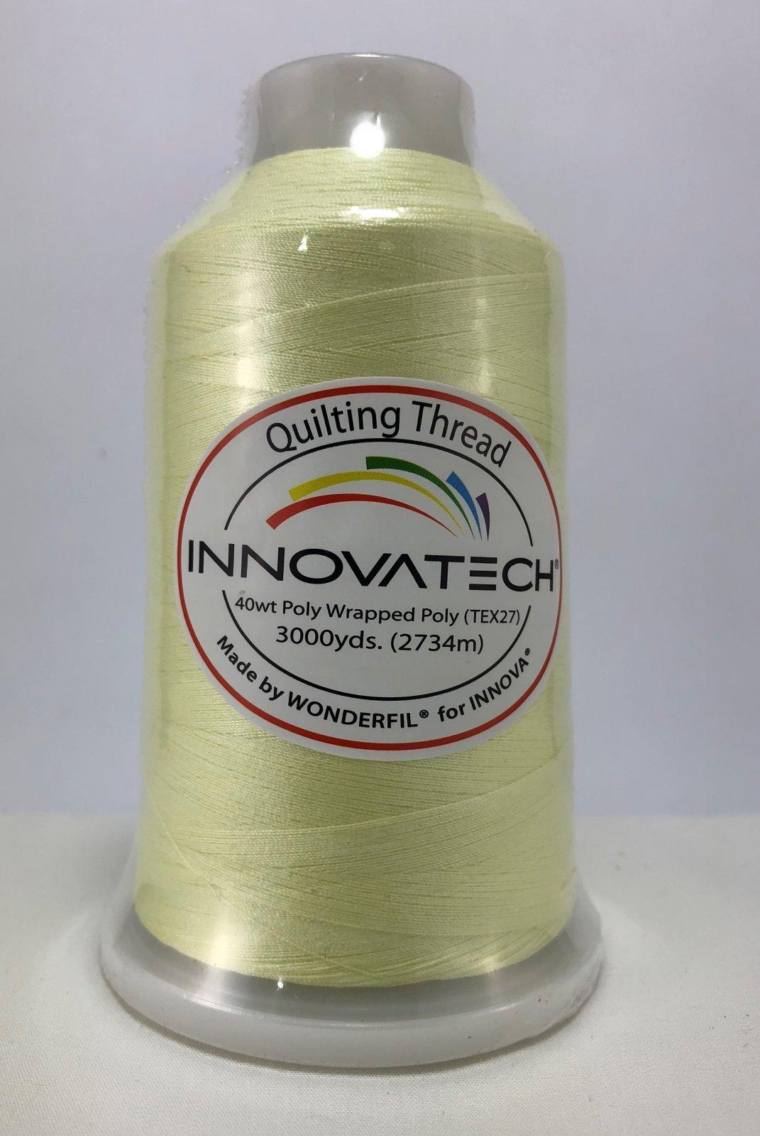 INNOVATECH THD3042 Saffron Thread 3000 Yard Cone
