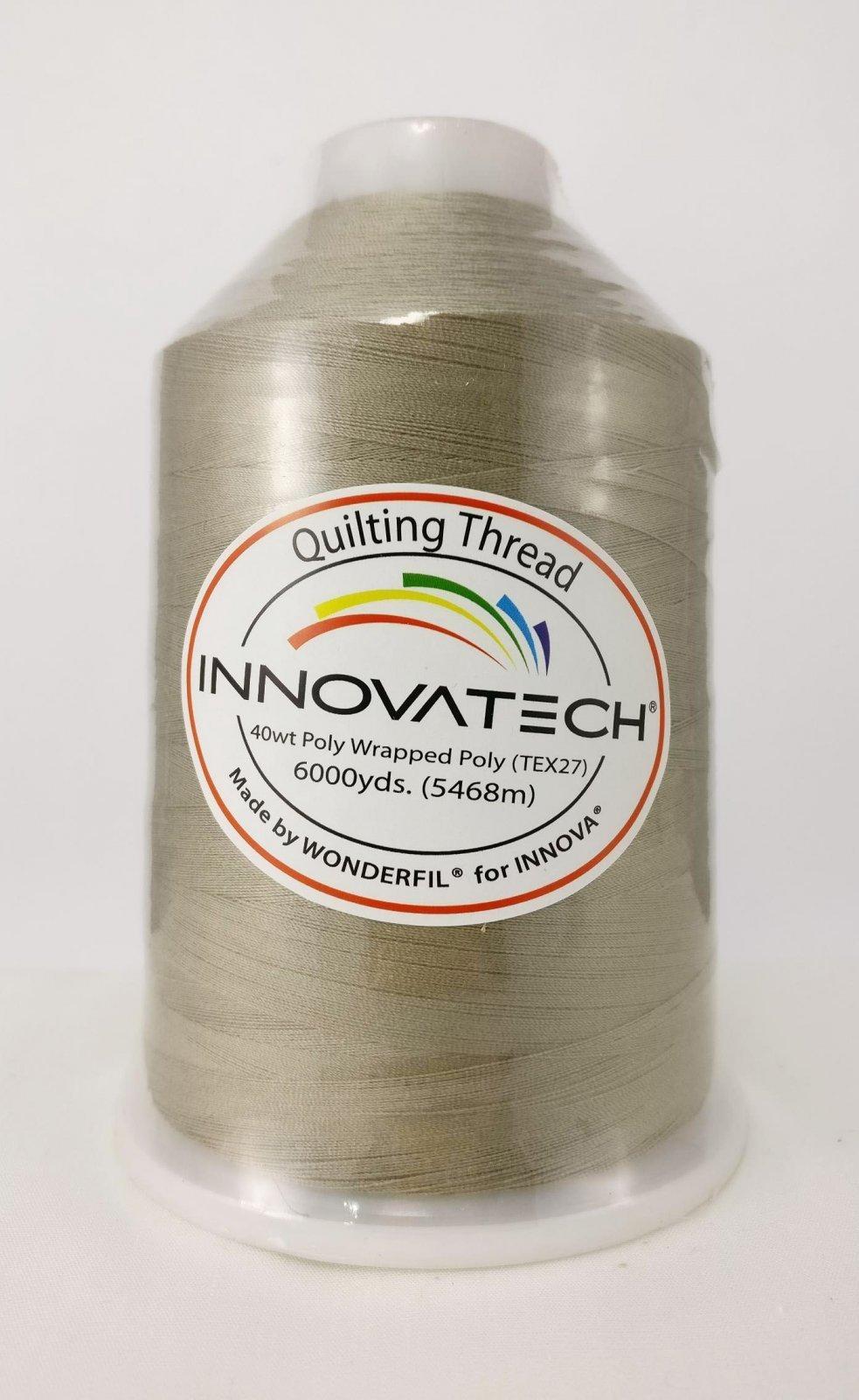 INNOVATECH THD6013 Dove 6,000 Yard Cone Thread