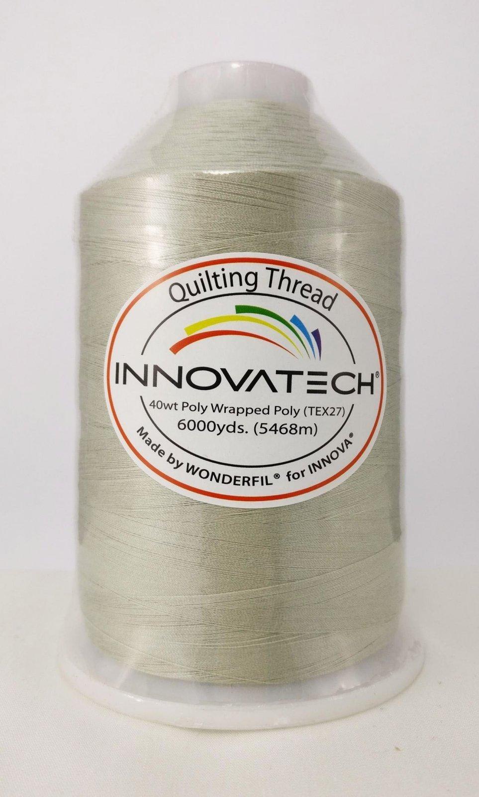 INNOVATECH THD6023 Fog 6,000 Yard Cone Thread