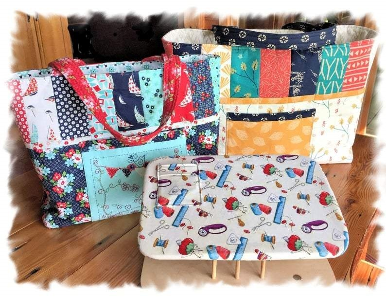 The Quilter's Carry All Bag Pattern