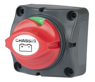 CHASSIS BATTERY MASTER SWITCH