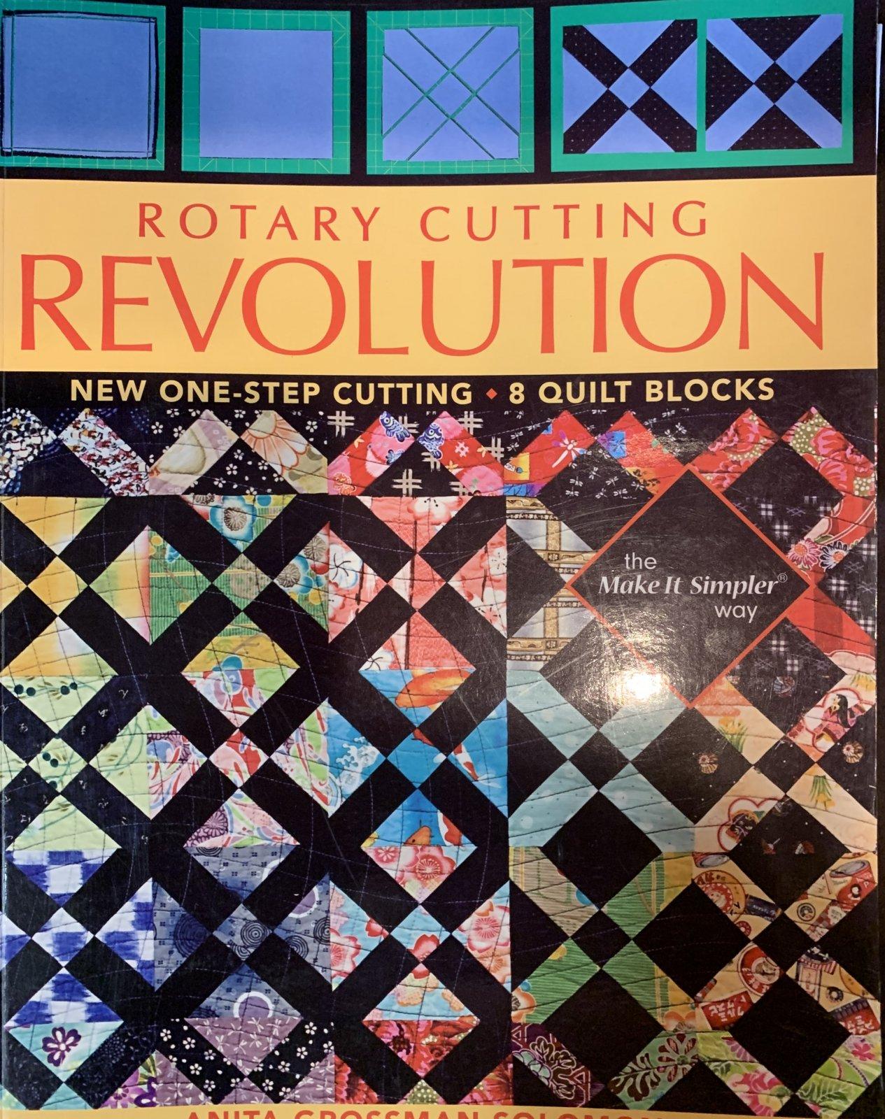 ROTARY CUT REVOLUT