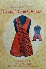CLAIRE GIRLS APRON