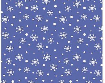 Snow Daze Periwinkle