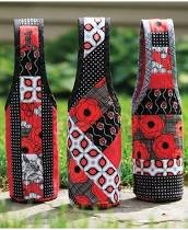 Quilt As You Go Wine Totes