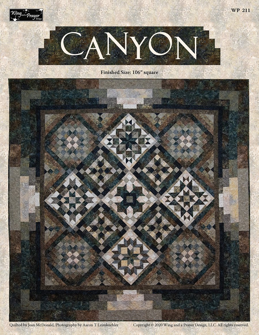 Canyon Block of the Month