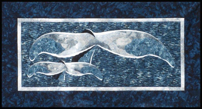 Cantik Batik In Sync Whale's Tail